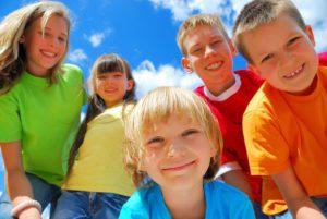 Проект «Дети в радость»